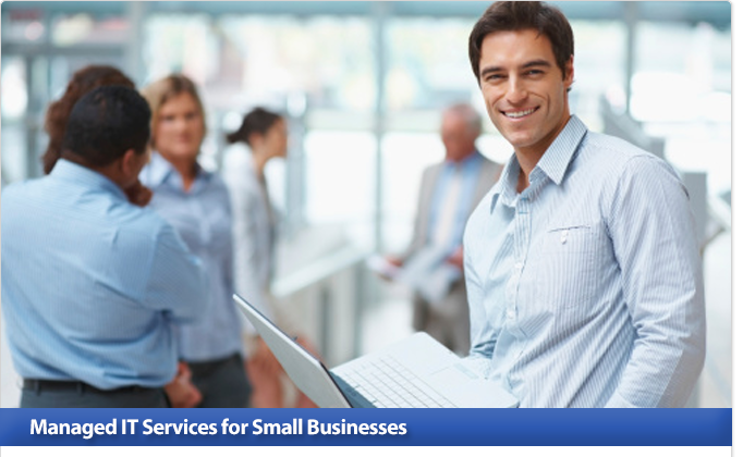 Managed IT Services for Small Businesses